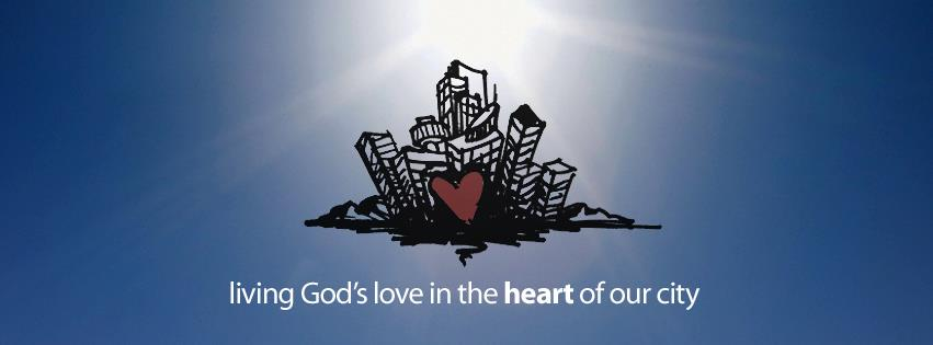 living god's love in the heart of the city